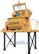 JDY350/JS500型混凝土搅拌机
