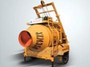铁力士JS350混凝土搅拌机