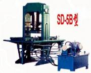 SD-5B龙门架式结构专用制砖机
