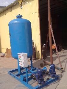稳压供水设备 定压补水设备 囊型隔膜式气压水罐图片