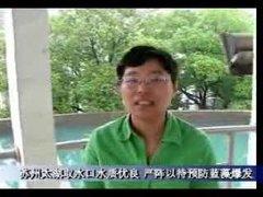 视频:苏州太湖水源地安然无恙