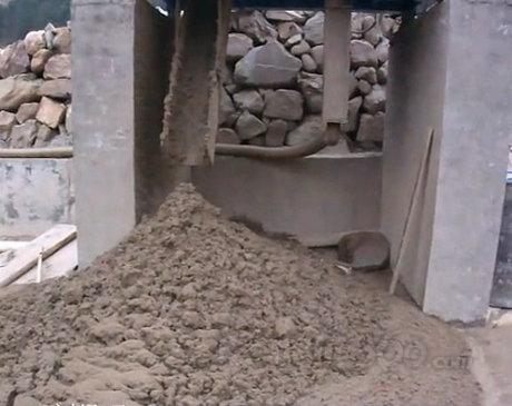 矿山泥浆脱水处理,尾矿泥浆处理