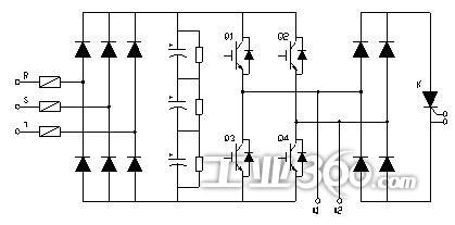 >>正文   每个功率单元输出的电压波形及其串联后输出的相电压波形
