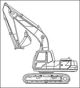 挖掘机的液压油在工作时应该是多少度图片