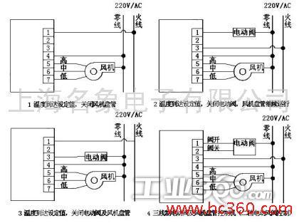 电动调节阀,阀门驱动器,电动球阀,风阀驱动器,压差控制器,温度传感器图片