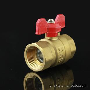(工厂直销)供应高质量铜球阀图片
