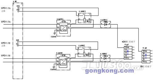 电厂亚临界锅炉结构图