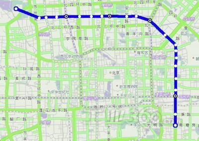 北京12号线地铁规划 沪地铁12号线线路图 郑州6号线地铁线路图图片