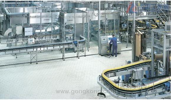 作为灌装和包装机械在全球市场的领导者,克朗斯集团依然可以持续其图片