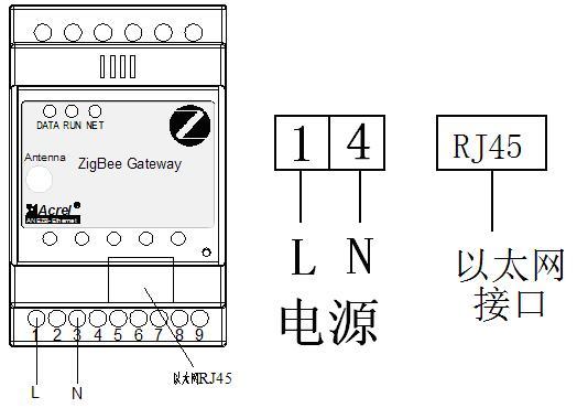 7彩led控制器接线图
