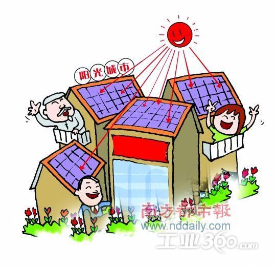 随着原材料价格下降,未来三五年欧美部分市场太阳能发电成本将低于火电,太阳能将迎来新的一轮高速成长。CFP供图   市场陷低价泥潭,巨头押宝后市十倍增长   仅仅在1个多月之前,多晶硅厂商还沉浸在价格不断攀升的喜悦之中,而如今,他们却不得不面对多晶硅单周下跌10%的尴尬局面。而相对于多晶硅10%左右的跌幅,下游的光伏组件及电池价格更是在3个月内下调了20%。   光伏产品价格短期内的大幅下调,令产能过剩、淘汰潮等市场悲观言论再度涌现。行业研究公司CIConsulting甚至推测全球光伏市场将在20
