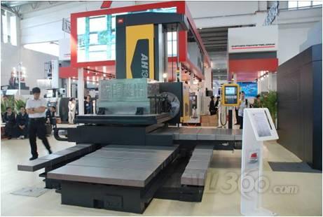 十二届中国国际机床展览会 CIMT2011 国产数控系统展品综述
