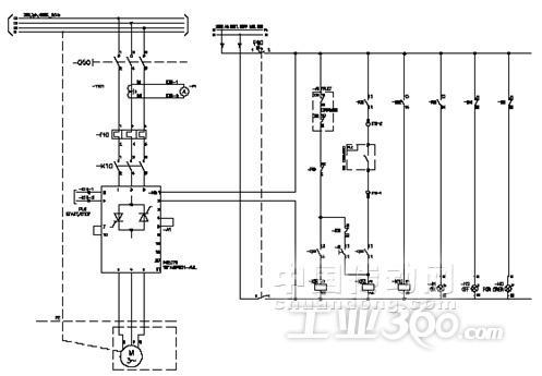 控制回路原理图; 蛣2控制回路原理图;