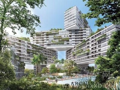建筑也疯狂冲破想象的东南亚另类建筑