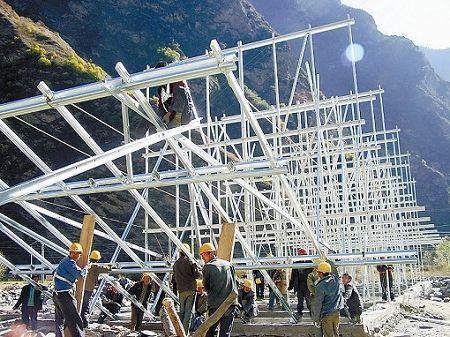 在综合各派的基础上,新西兰人带来了刚柔并济的建房思路.