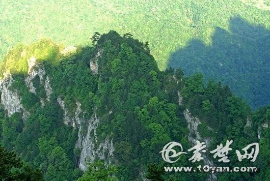 湖北沧浪山国家森林公园16日揭牌