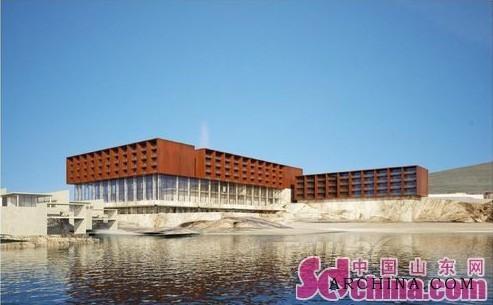台湾乡林集团联手国际建筑大师共同开发青岛涵碧楼