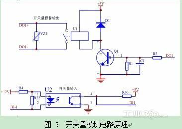 基于ade7758 mc9s08aw32方案的多回路监控单元的设计